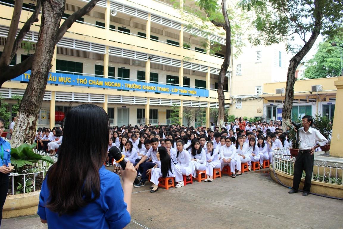 Tư vấn pháp luật trường Nguyễn Trung Trực